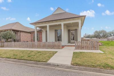 Breaux Bridge Single Family Home For Sale: 362 Kingston Gardens