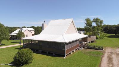 Church Point Single Family Home For Sale: 229 Arthur Daigle Loop