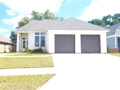 Woodlands Of Acadiana Single Family Home For Sale: 103 Olivewood Drive