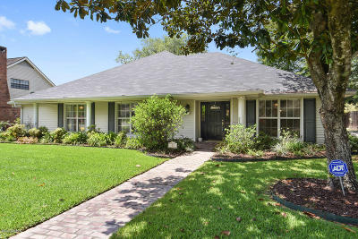 Lafayette Parish Single Family Home For Sale: 118 Warwicke Drive