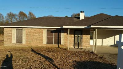 Duson Single Family Home For Sale: 208 Sedric Drive