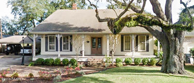 Patterson Single Family Home For Sale: 200 Main Street