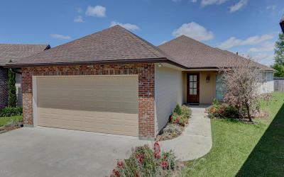 Lafayette Parish Single Family Home For Sale: 167 Milan Circle