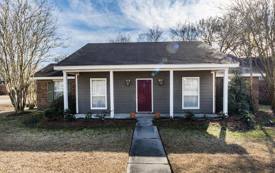 Youngsville Single Family Home For Sale: 130 Meadow Glen