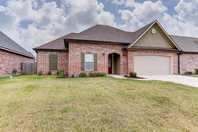 Youngsville Single Family Home For Sale: 323 Oak Hill Lane