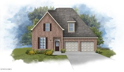 Youngsville Single Family Home For Sale: 112 Piper Crest Lane