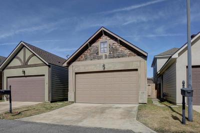 Lafayette LA Single Family Home For Sale: $172,500