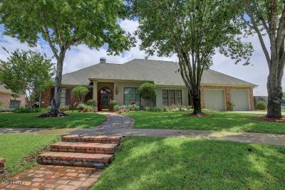 Lafayette LA Single Family Home For Sale: $459,000