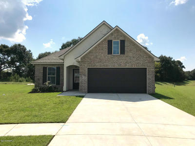 Youngsville Single Family Home For Sale: 308 Hutton Lane