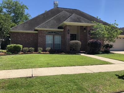Lafayette LA Single Family Home For Sale: $329,000