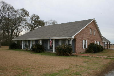 Franklin Single Family Home For Sale: 9975 W Hwy 182