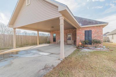 Lafayette LA Single Family Home For Sale: $139,900