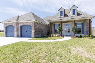 Single Family Home For Sale: 110 Portside