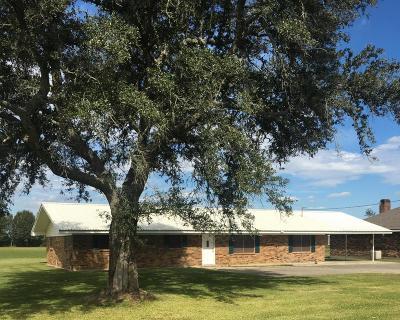 Duson Single Family Home For Sale: 1112 Ridge Road