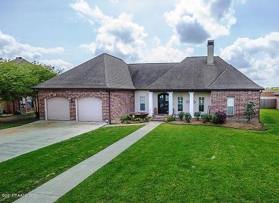 Arnaudville Single Family Home For Sale: 289 Grand Lake Drive