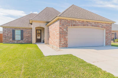 Breaux Bridge Single Family Home For Sale: 1005 Renella Simon Road