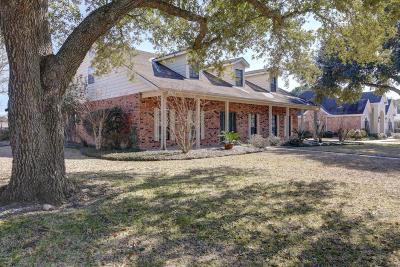 New Iberia Single Family Home For Sale: 614 Oak Manor Drive