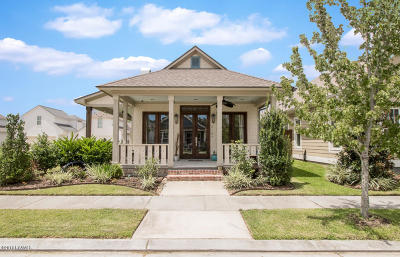 Lafayette Parish Single Family Home For Sale: 215 Lambton Drive