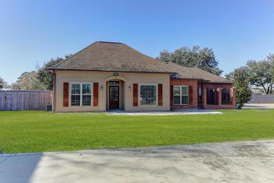 Breaux Bridge Single Family Home For Sale: 1018 Margarite Drive