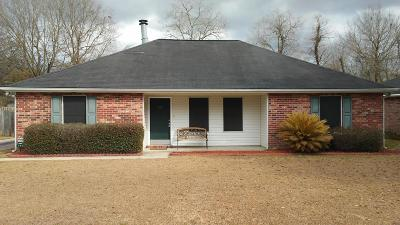 Carencro Single Family Home For Sale: 111 Avron