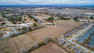 Lafayette Residential Lots & Land For Sale: 700 Blk La 92