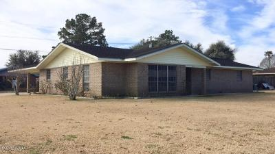 Mamou Single Family Home For Sale: 712 Cedar Street