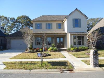 Lafayette Single Family Home For Sale: 108 Bevington Drive
