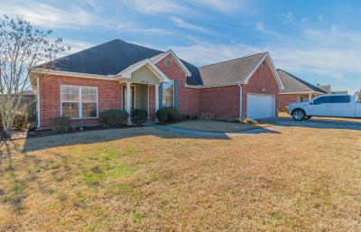 Breaux Bridge Single Family Home For Sale: 838 Belle Drive