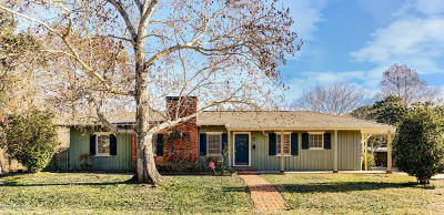 Jeanerette Single Family Home For Sale: 1432 Warren Street
