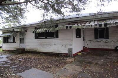 Arnaudville Single Family Home For Sale: 1035 Robin