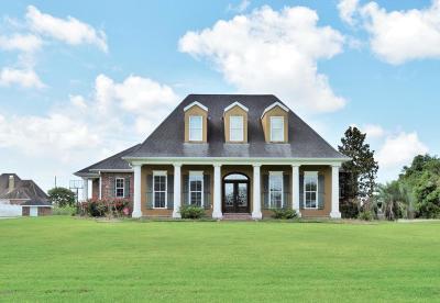 Erath Single Family Home For Sale: 7607 Lake Wood Drive