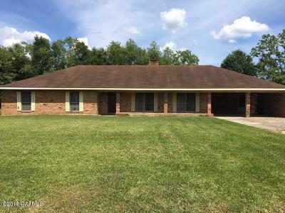 Opelousas Single Family Home For Sale: 388 National Road