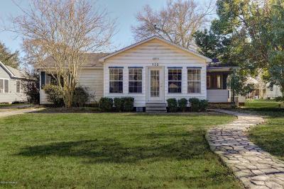 New Iberia Single Family Home For Sale: 510 Duperier Avenue