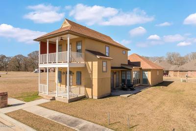 Opelousas Single Family Home For Sale: 158 Opelousas Boulevard
