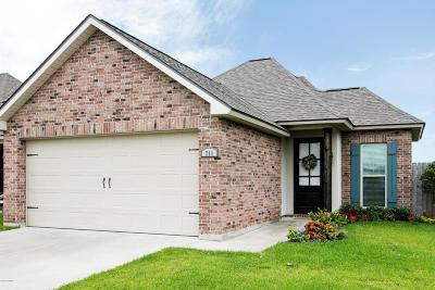 Youngsville Single Family Home For Sale: 711 Rolling Mill