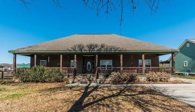 Arnaudville Single Family Home For Sale: 1056 Betty Drive