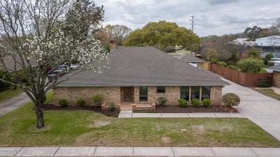 Lafayette Single Family Home For Sale: 102 Huntington Drive
