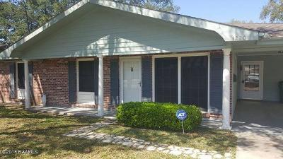 Crowley Single Family Home For Sale: 1220 W 14th Street