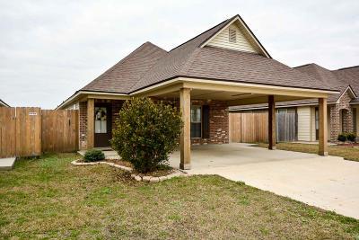 Abbeville Single Family Home For Sale: 123 Acacia Lane