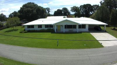 Church Point Single Family Home For Sale: 703 W Keller Street
