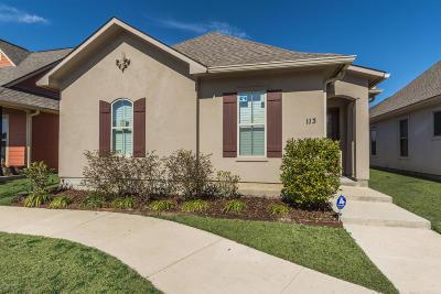 Laurel Grove Single Family Home Active/Contingent: 113 Laurel Grove Boulevard