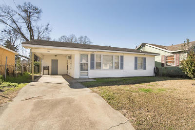 Lafayette Single Family Home For Sale: 208 Sunset Drive
