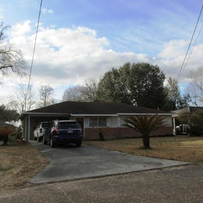 Eunice Single Family Home For Sale: 551 N 11th