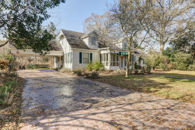 Lafayette Single Family Home For Sale: 1913 W St Mary Boulevard