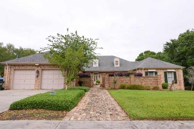 New Iberia Single Family Home For Sale: 212 Edgewater Drive