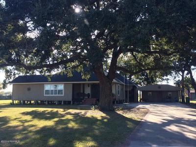 Eunice Single Family Home For Sale: 3057 Charlene