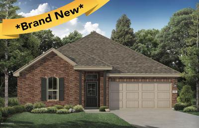 Sugar Ridge Single Family Home For Sale: 518 Cautillion Drive