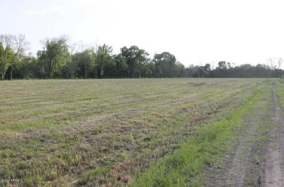 St Martin Parish Residential Lots & Land For Sale: 2320 Coteau Rodaire Hwy Lot #51