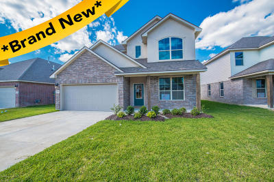 Sugar Ridge Single Family Home For Sale: 513 Cautillion Drive