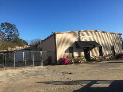 Lafayette Parish Commercial For Sale: 105 Bonin Road